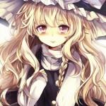 【二次・ZIP】霧雨魔理沙ちゃんの可愛い画像を下さい!《東方Project》