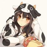 【二次・ZIP】動物の着ぐるみパジャマとかそういう服着てる女の子の画像ください!