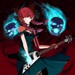 【二次・ZIP】ギターを持った可愛い女の子の画像を下さい!!