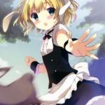 【二次・ZIP】ごちうさのシャロちゃん(桐間紗路)の可愛い画像ください!