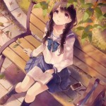 【二次・ZIP】読書の秋なので、本読んでる美少女画像まとめ