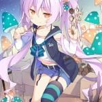 【二次・ZIP】10月15日はキノコの日らしいので、キノコと女の子の画像まとめ