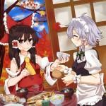【二次・ZIP】食欲の秋なので何か食ってる可愛い女の子の画像まとめ
