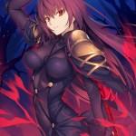 【二次・ZIP】おっぱいタイツ師匠ことスカサハ姉さんの画像まとめ《Fate/Grand Order》