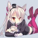 【二次・ZIP】世界で一番可愛い天津風ちゃんの画像まとめ100枚《艦隊これくしょん》
