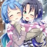 【二次・ZIP】冬なので雪と美少女の画像まとめ