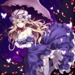 【二次・ZIP】胡散臭くても綺麗で可愛い八雲紫さんの画像まとめ100枚《東方Project》