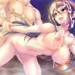 【二次・ZIP】バックでパコってる美少女SEX画像