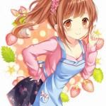 【二次・ZIP】お嫁さんアイドル五十嵐響子ちゃんの可愛い画像まとめ《アイドルマスターシンデレラガールズ(モバマス)》
