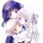 【二次・ZIP】まったく、小学生は最高だぜ!!な天使の3P!の女の子達の画像まとめ