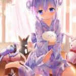 【二次・ZIP】秋祭りシーズンなので浴衣美少女の画像まとめ100枚
