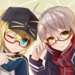 【二次・ZIP】眼鏡かけてる可愛い女の子の画像まとめ
