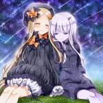 【二次・ZIP】百合レズってる美少女虹画像ください