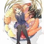 【二次・ZIP】白米天使のラブライブ!小泉花陽ちゃんの可愛い画像まとめ
