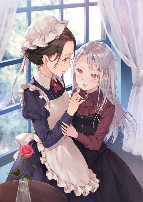 【二次・ZIP】虹美少女達のイチャ×2百合レズ画像