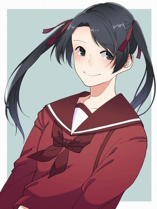 【二次・ZIP】おっとりお嬢様気質な艦これ三隈ちゃんの画像まとめ
