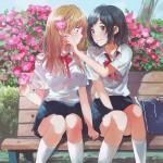 【二次・ZIP】百合レズな美少女達の2次画像ください