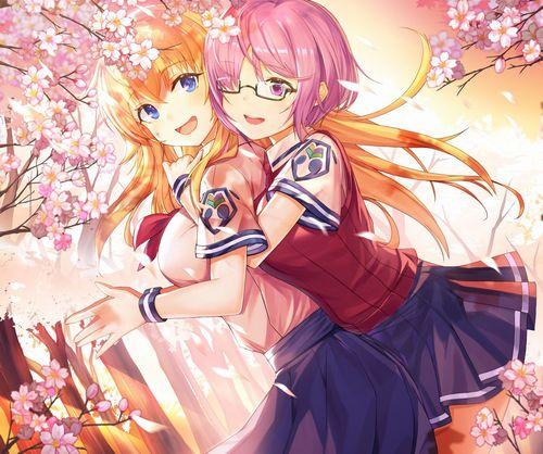 【二次・ZIP】学校制服着た可愛い女の子の2次画像まとめ