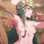 【二次・ZIP】一度やってみたい腋コキの美少女エロ画像