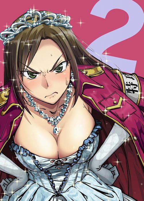 【二次・ZIP】硬派乙女なデレマス向井拓海姐さんの可愛い画像まとめ
