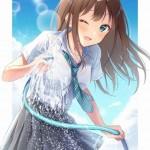 【二次・ZIP】ツッコミ役で弄られ役のデレマス渋谷凛ちゃんの可愛い画像まとめ100枚