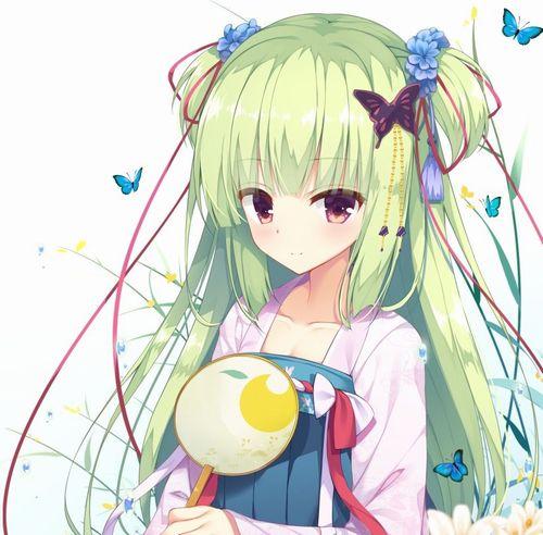 【二次・ZIP】撫で撫でしたい可愛い虹ロリっ娘の画像