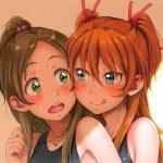 【二次・ZIP】百合・レズな美少女達の2次画像まとめ