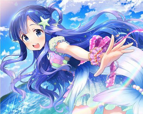 【二次・ZIP】お魚系アイドルのデレマス浅利七海ちゃんのカワイイ画像まとめ