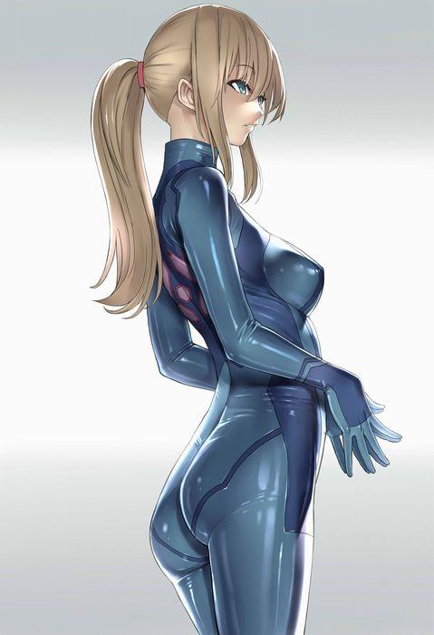 【二次・ZIP】機能的で性的なボディスーツ娘の2次画像