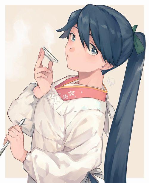 【二次・ZIP】マジおかんな艦これ鳳翔さんの画像まとめ100枚