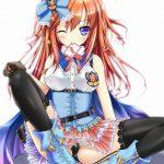 【二次・ZIP】いつまでも凝視していたい虹美少女のパンチラ画像