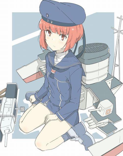 【二次・ZIP】クール可愛い艦これマックス・シュルツ(Z3)ちゃんの画像まとめ100枚