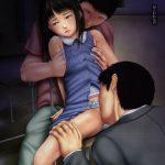 【二次】女の子のマンコをペロペロ舐めてるクンニエロ画像