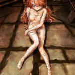 【二次】包帯グルグル巻かれてる女の子の倒錯的なエロ画像まとめ